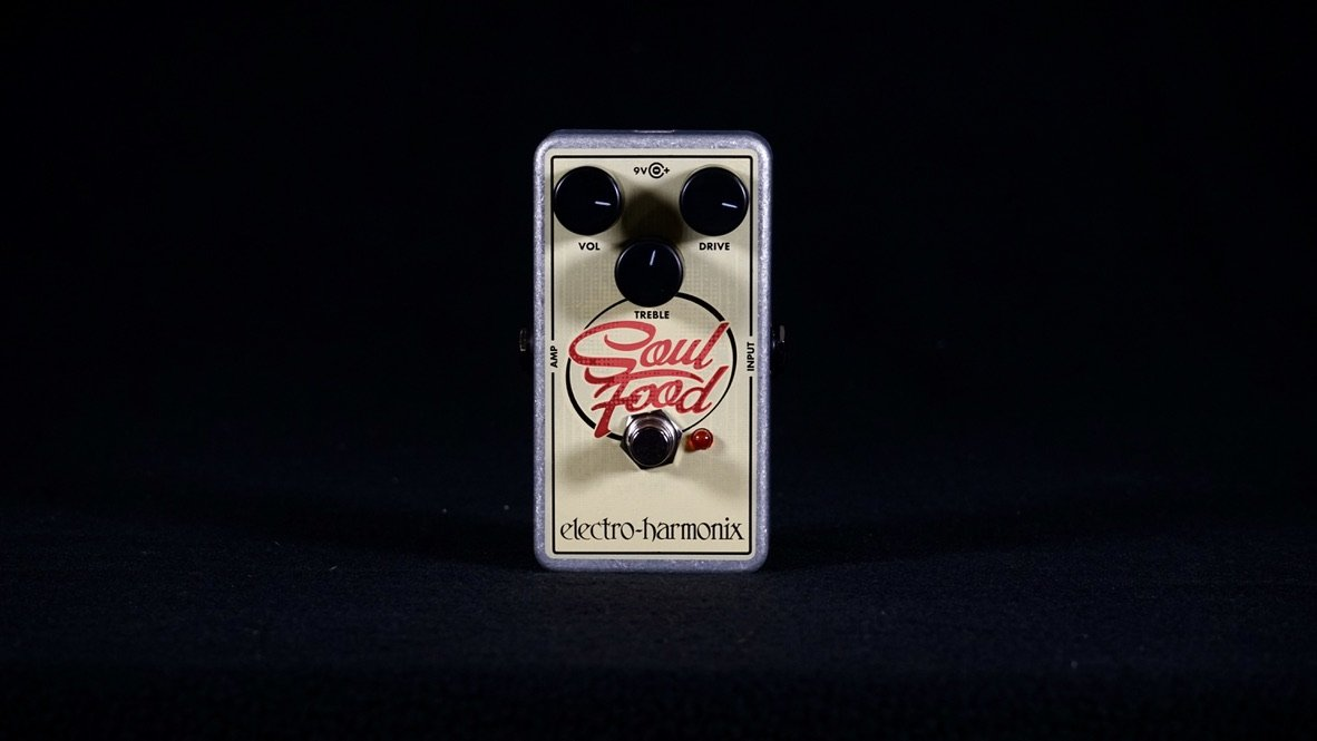 Electro-Harmonix Soul Food Drive Pedal