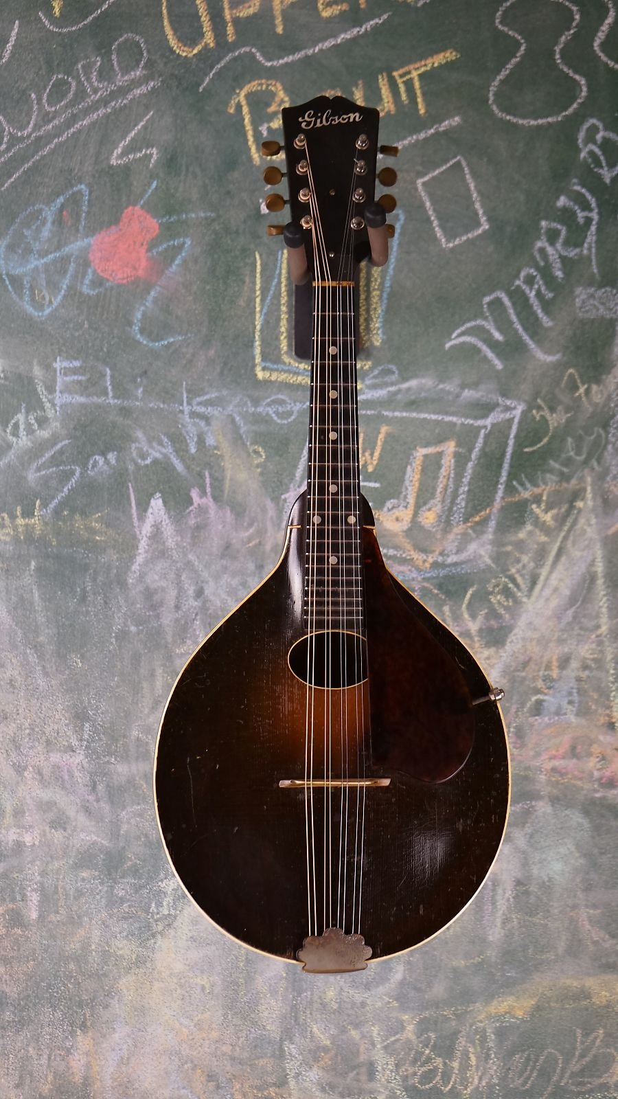USED Pre-War Gibson A-Style Mandolin