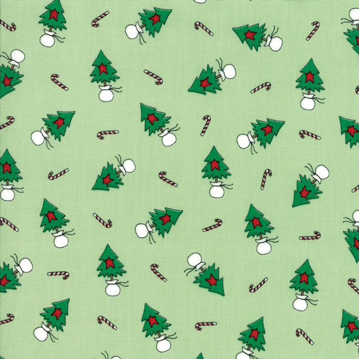 Merry Days Trees Spearmint
