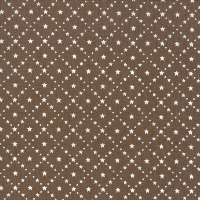 Merry Days Grid Taupe
