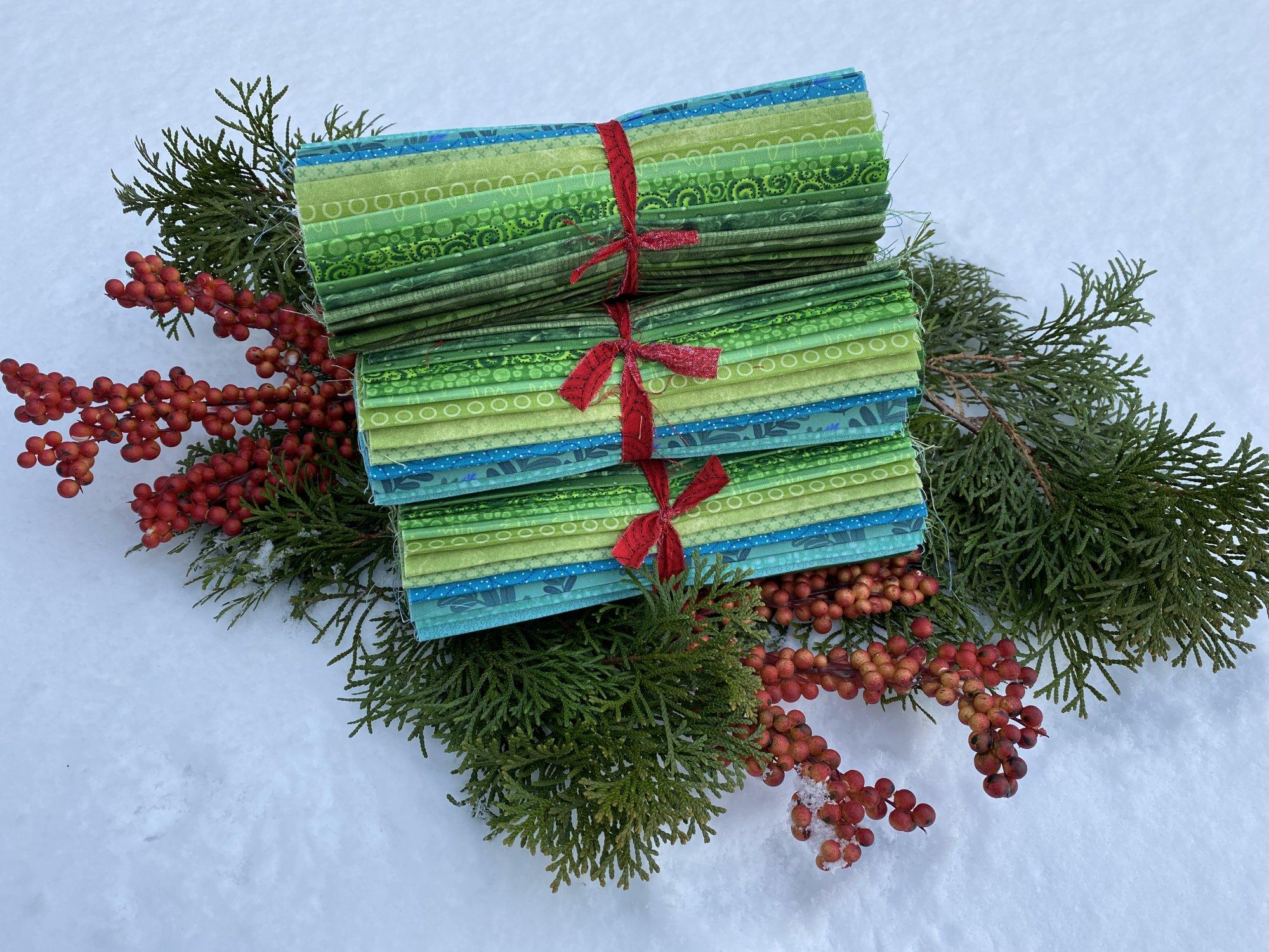 Pine Tree Roll