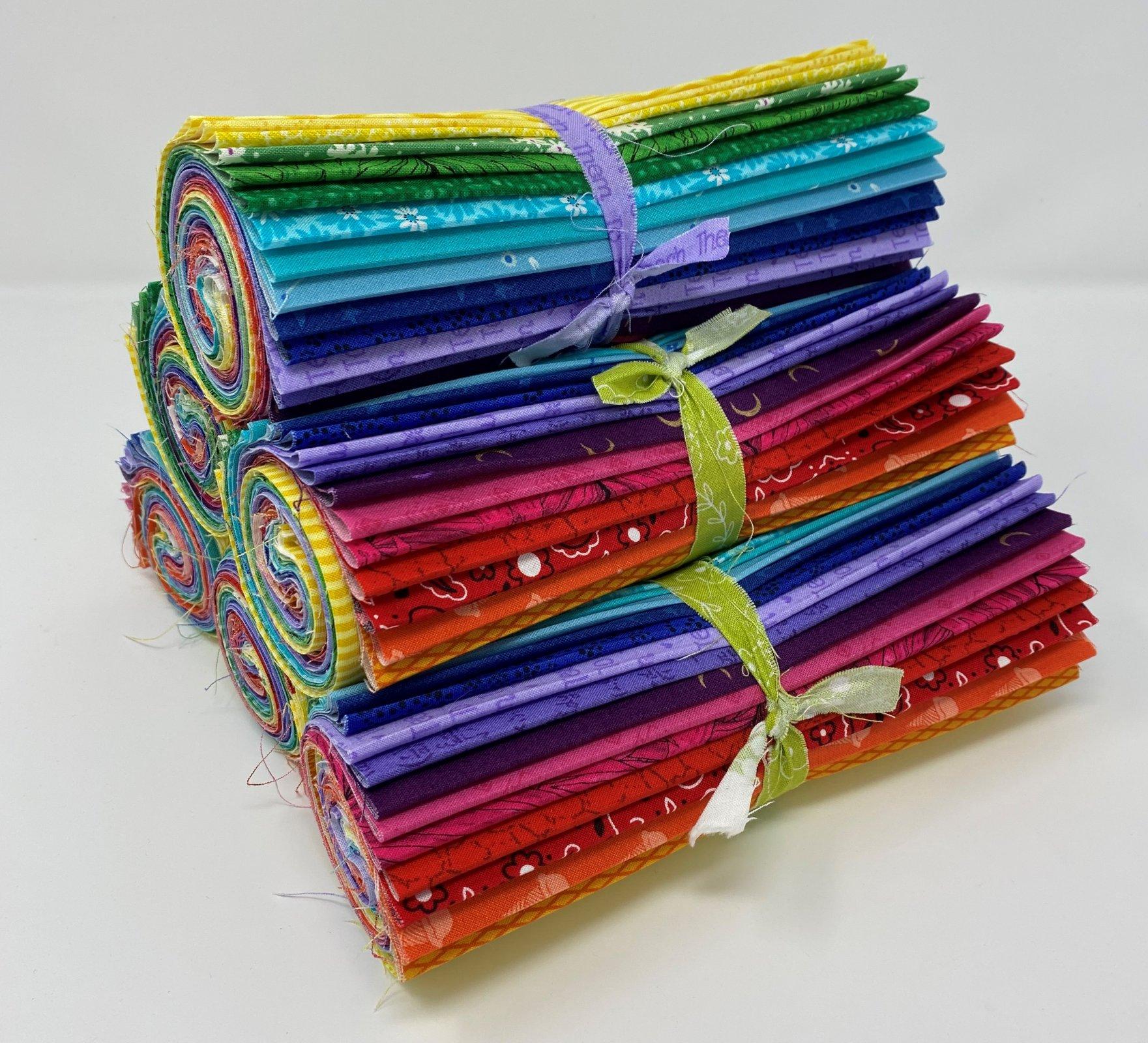 Riley's Rainbow Roll