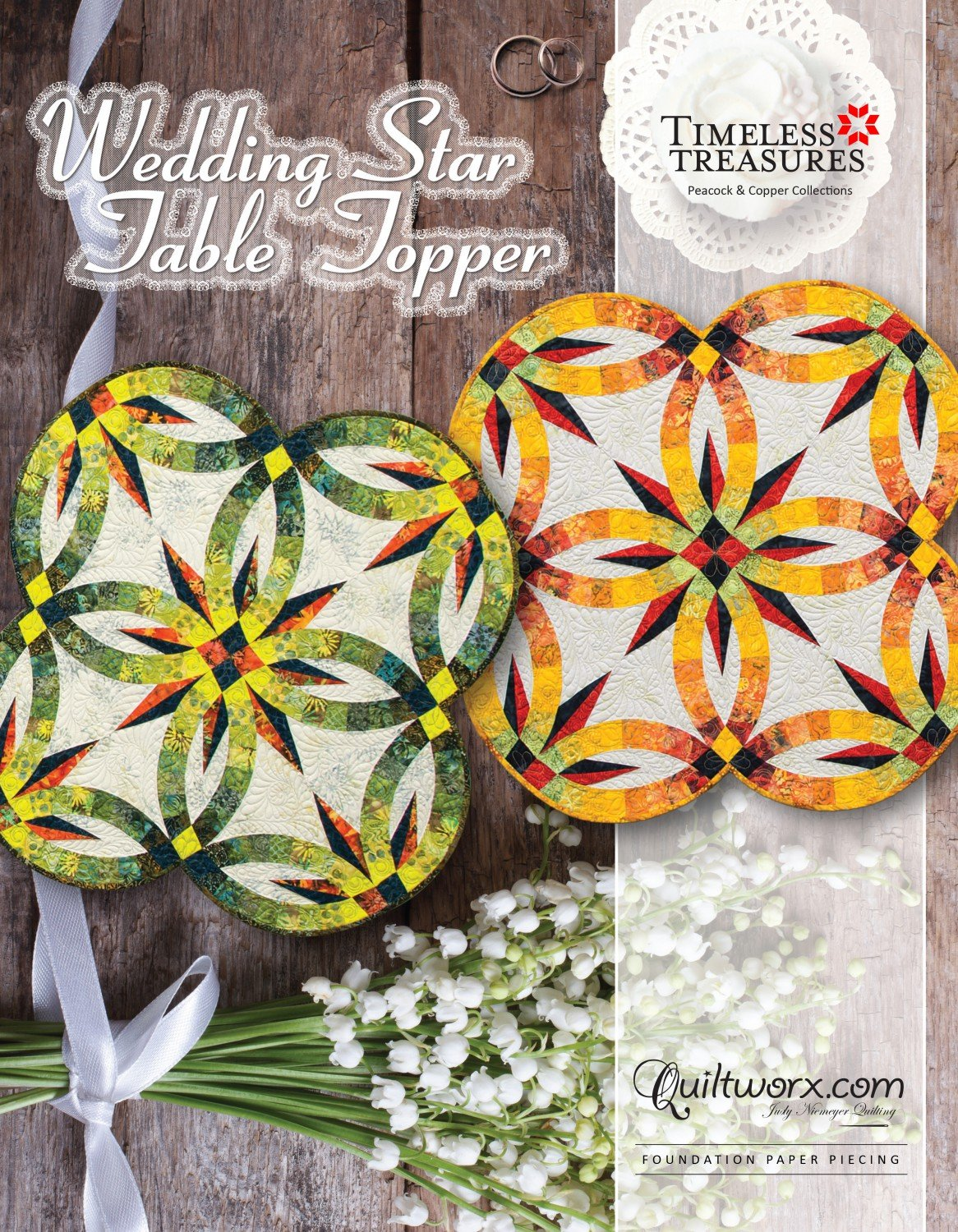 Wedding Star Table Topper