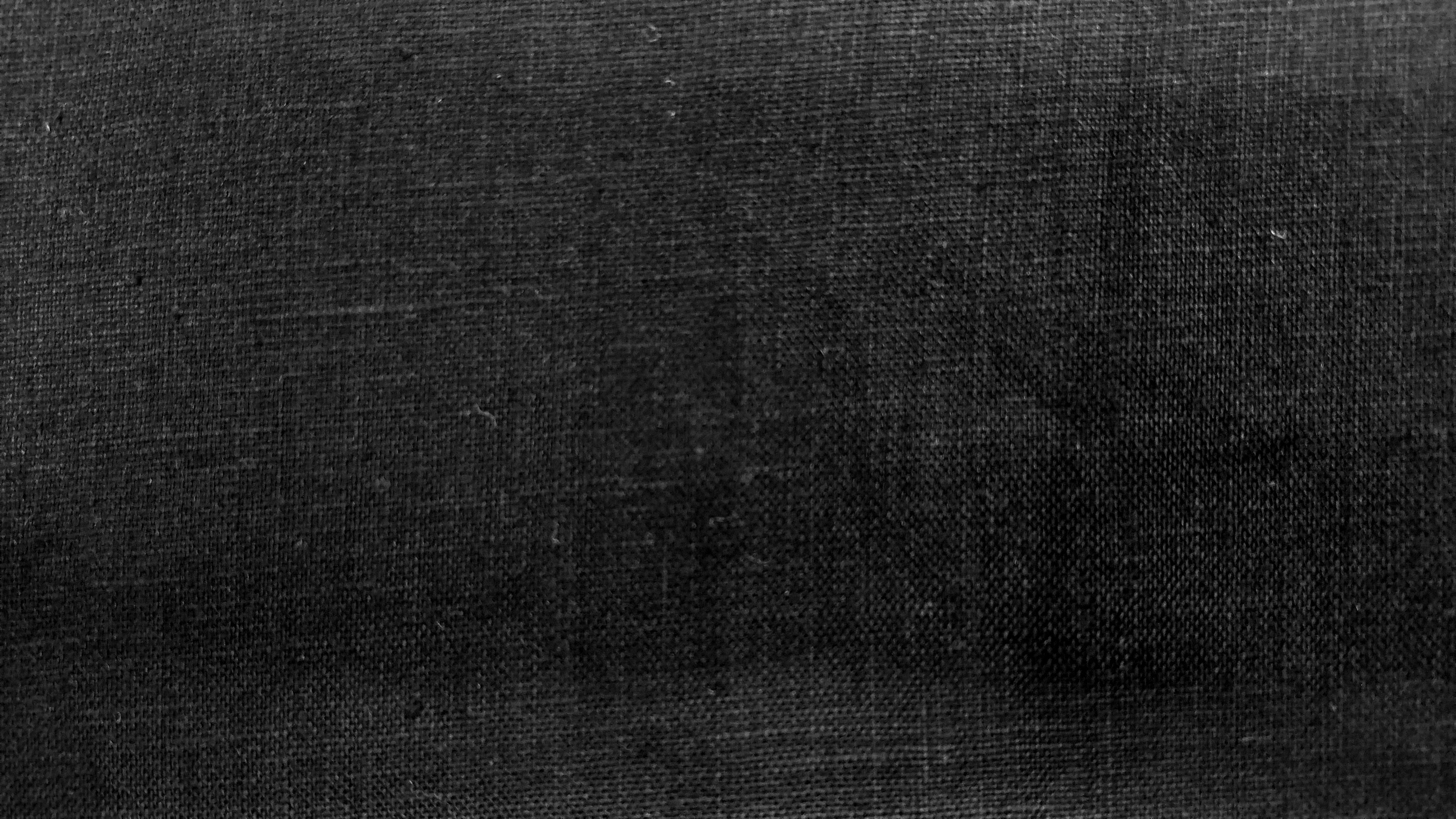 100% Linen Black Medium Weight