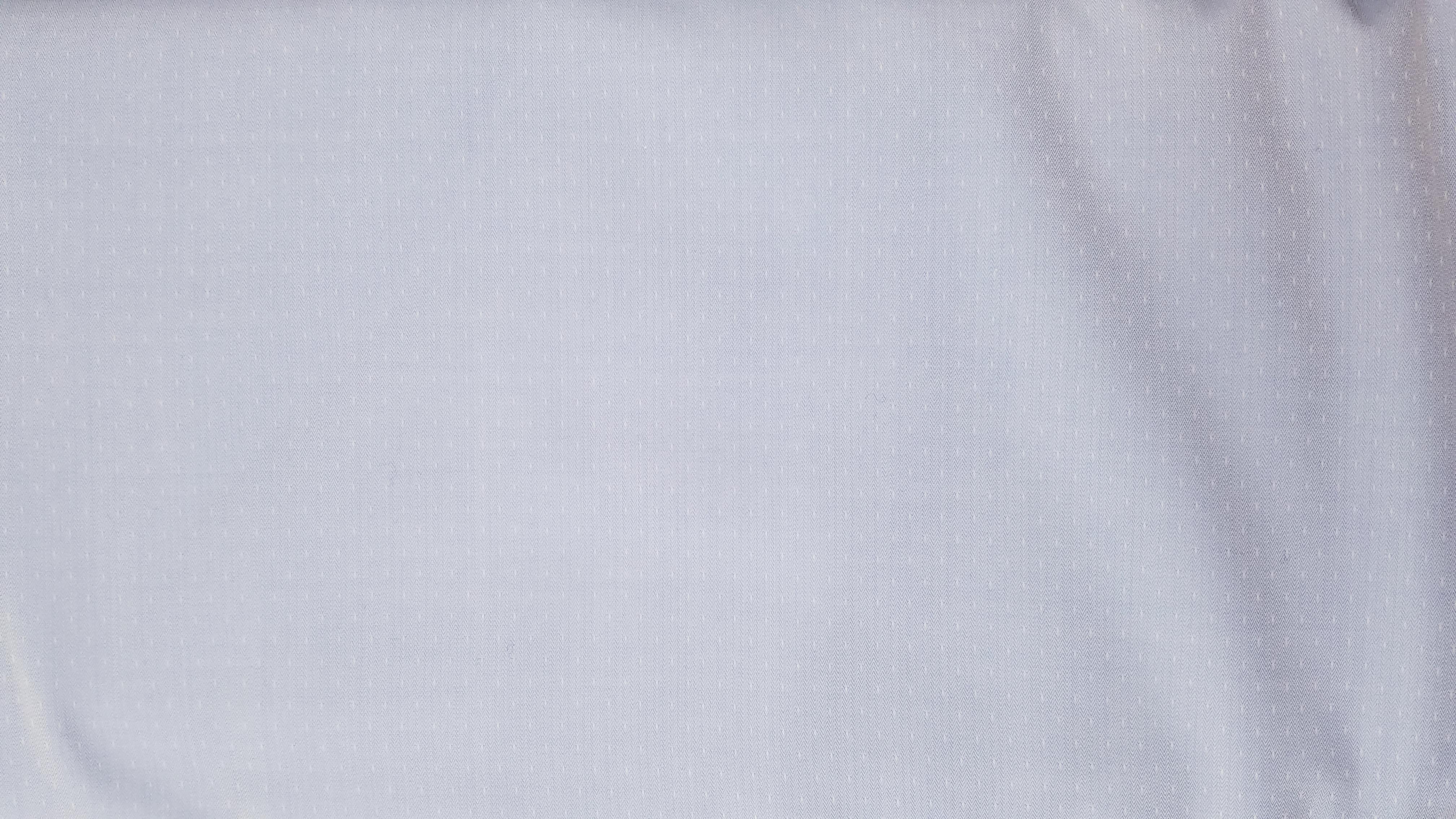 100% Italian Cotton Pinpoint Blue Shirting