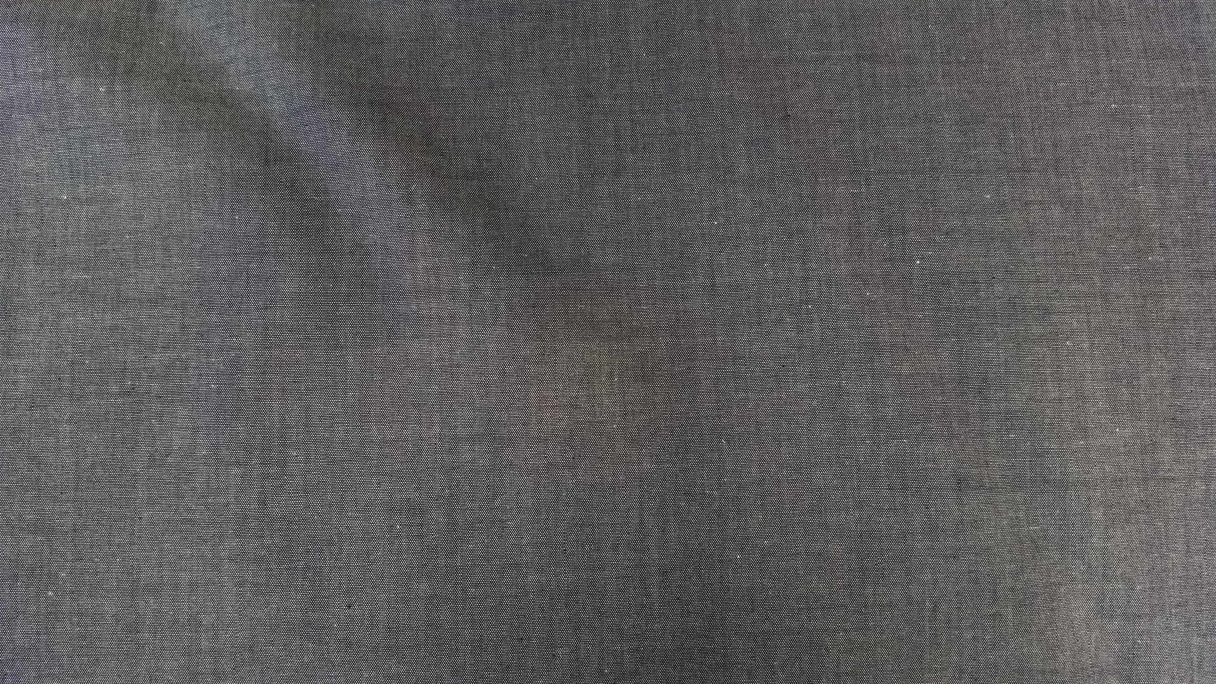 100% Italian Cotton Denim Blue Shirting