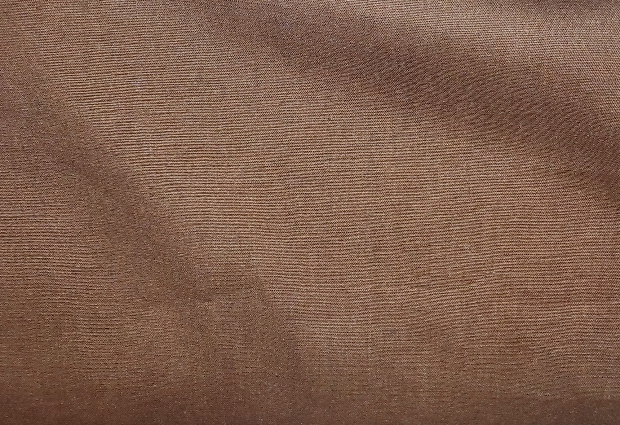 100% Linen Brown