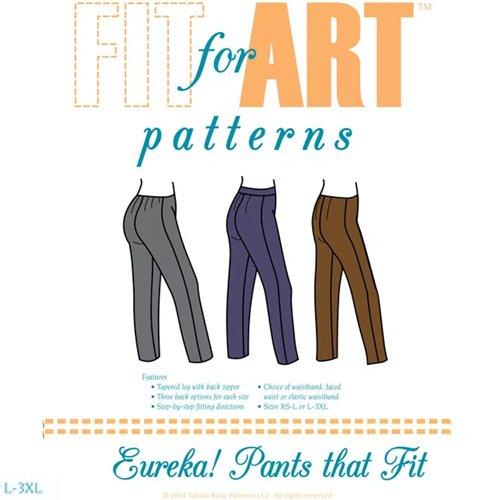 Fit For Art Eureka! Pants That Fit XXS-L