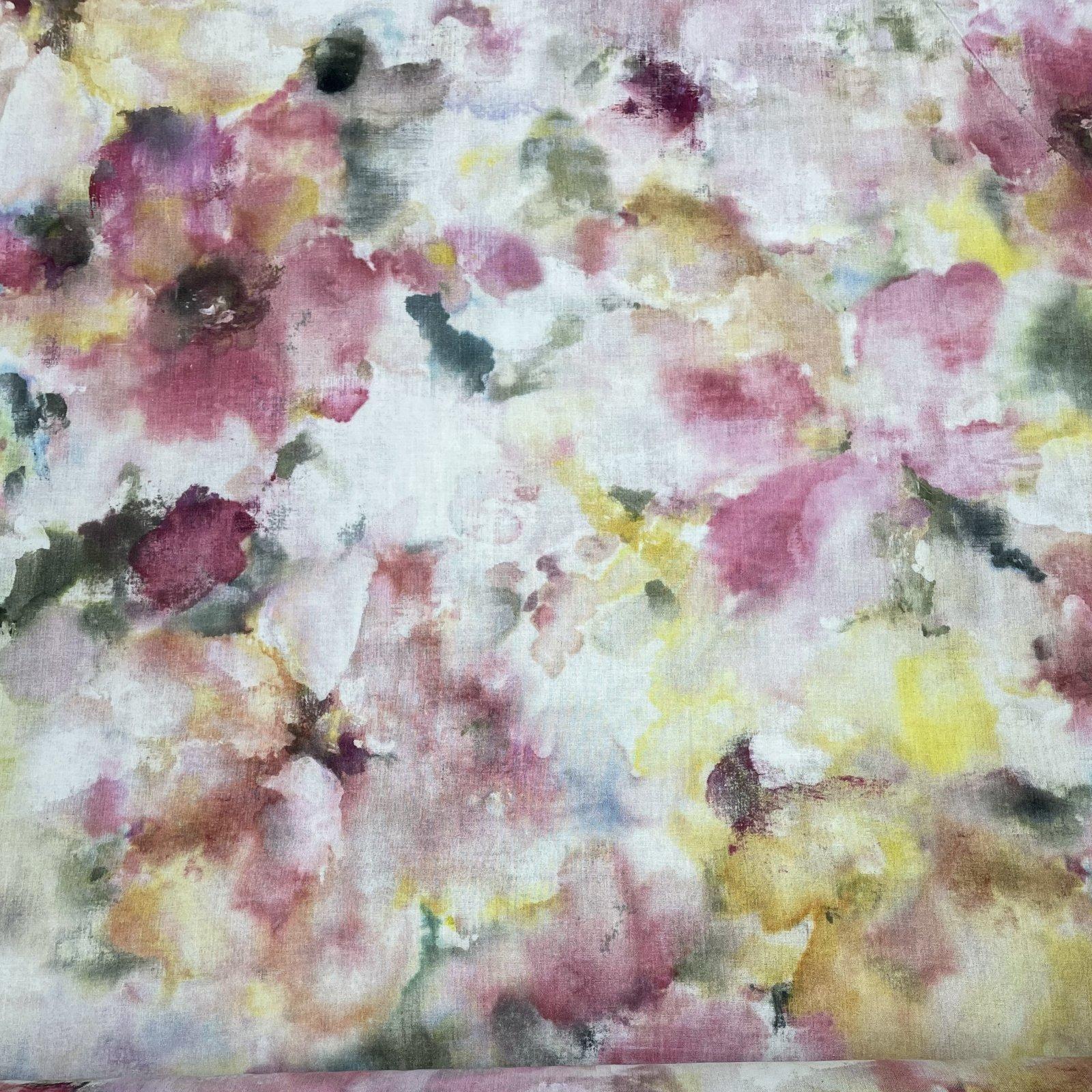 Watercolor Pinks Michael Miller 108 Wide Back