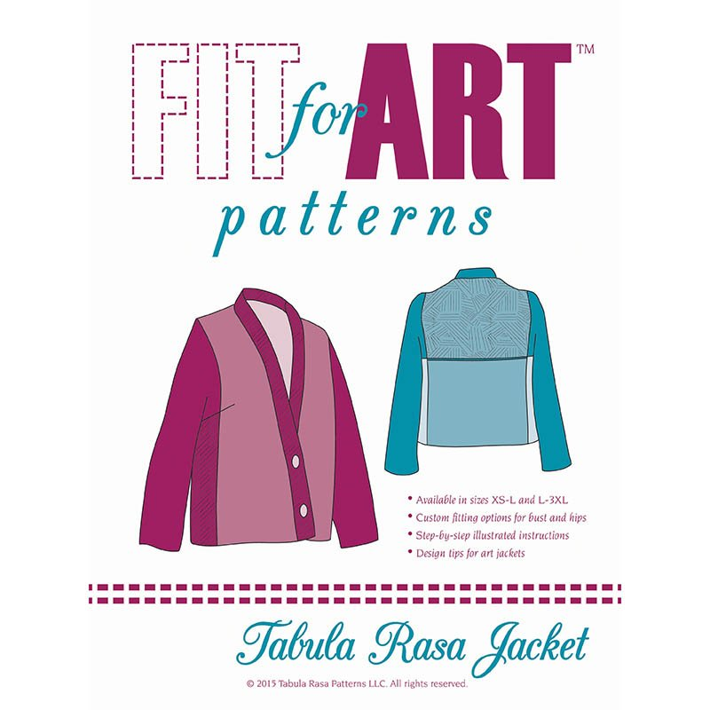 Fit For Art Tabula Rasa Jacket