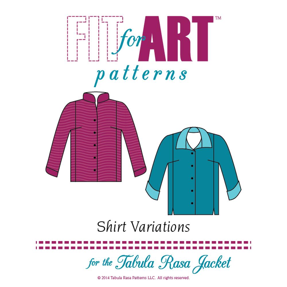 Fit For Art Shirt Variations for TRJ