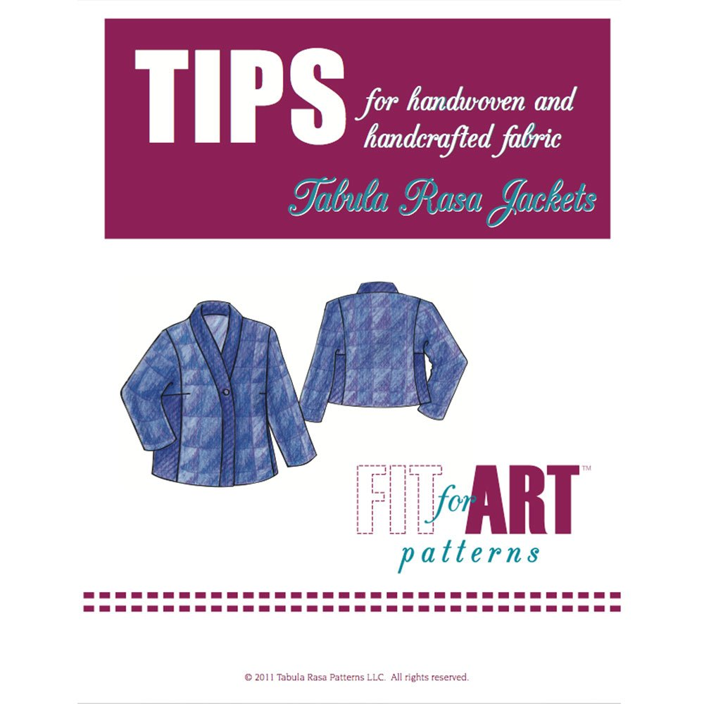 Fit For Art Tips For Handwoven & Handcrafted Jackets