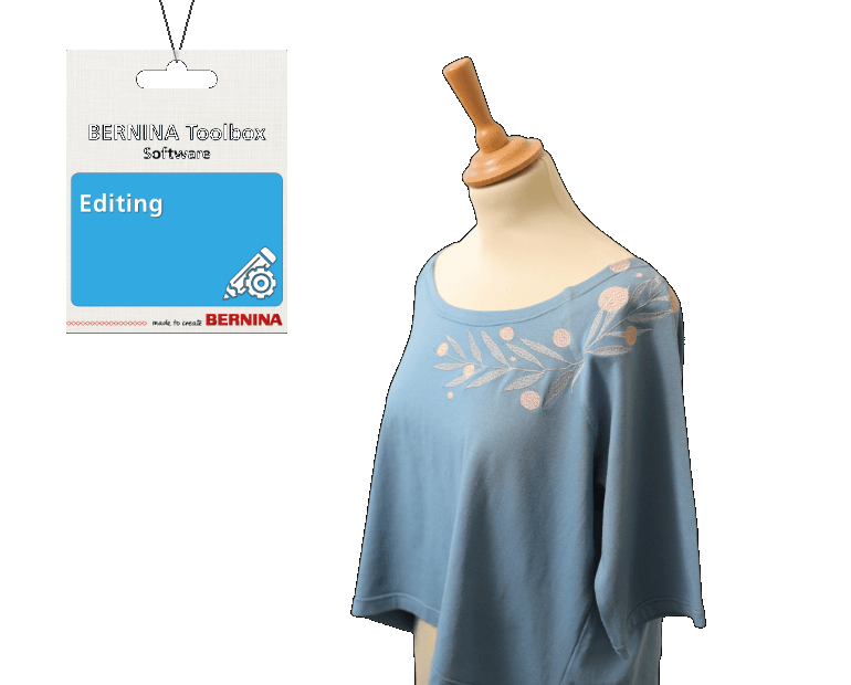 BERNINA Toolbox Editing software Available to order