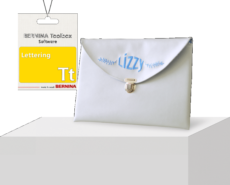 BERNINA Toolbox Lettering software Available to Order
