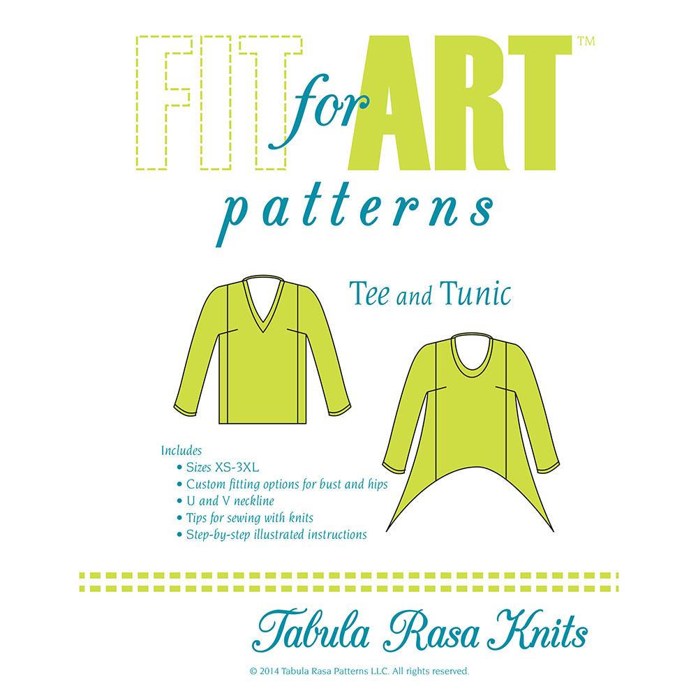 Fit For Art Tabula Rasa Knits Tee & Tunic