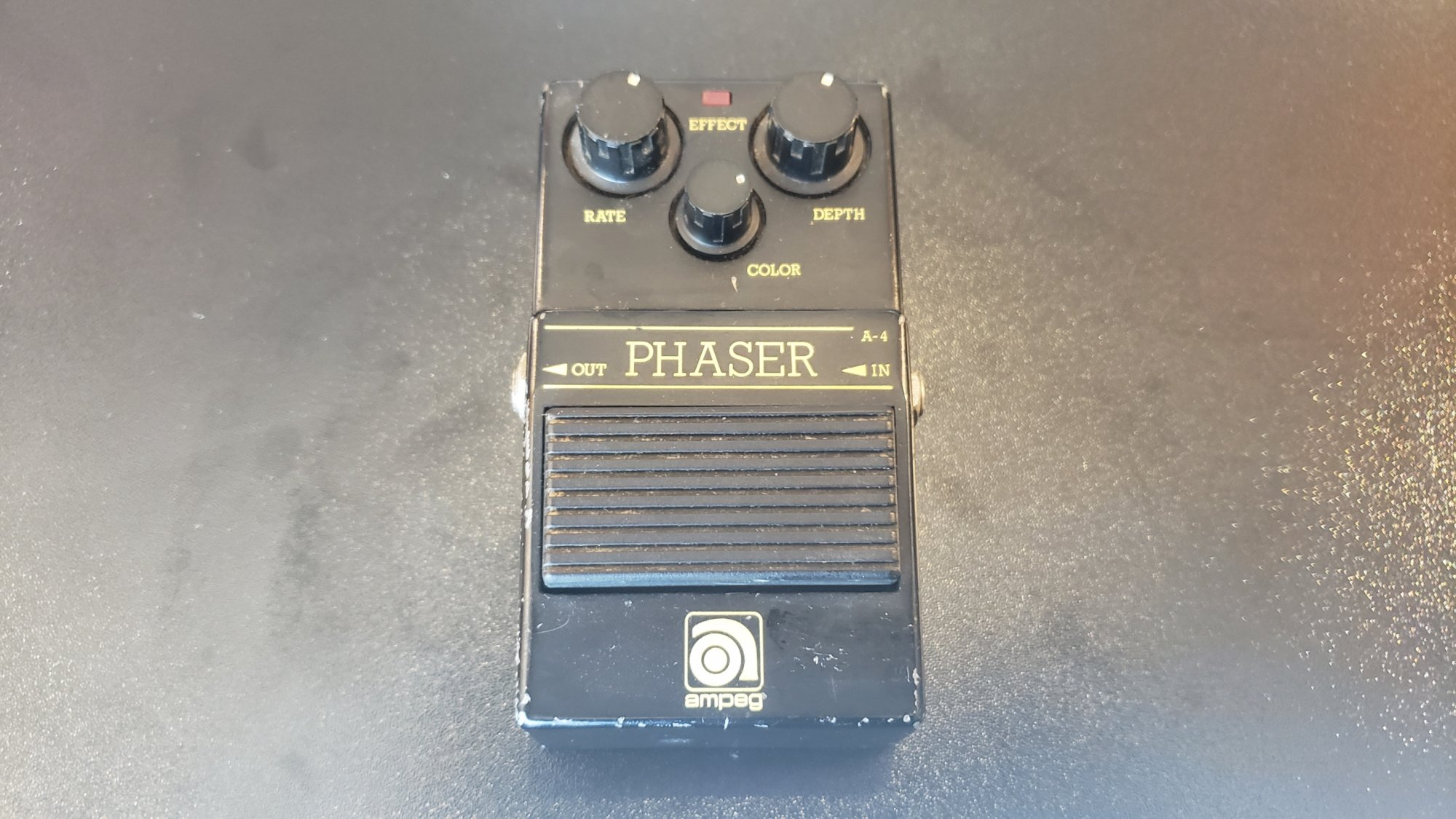 AMPEG A-4 PHASER MIJ PEDAL