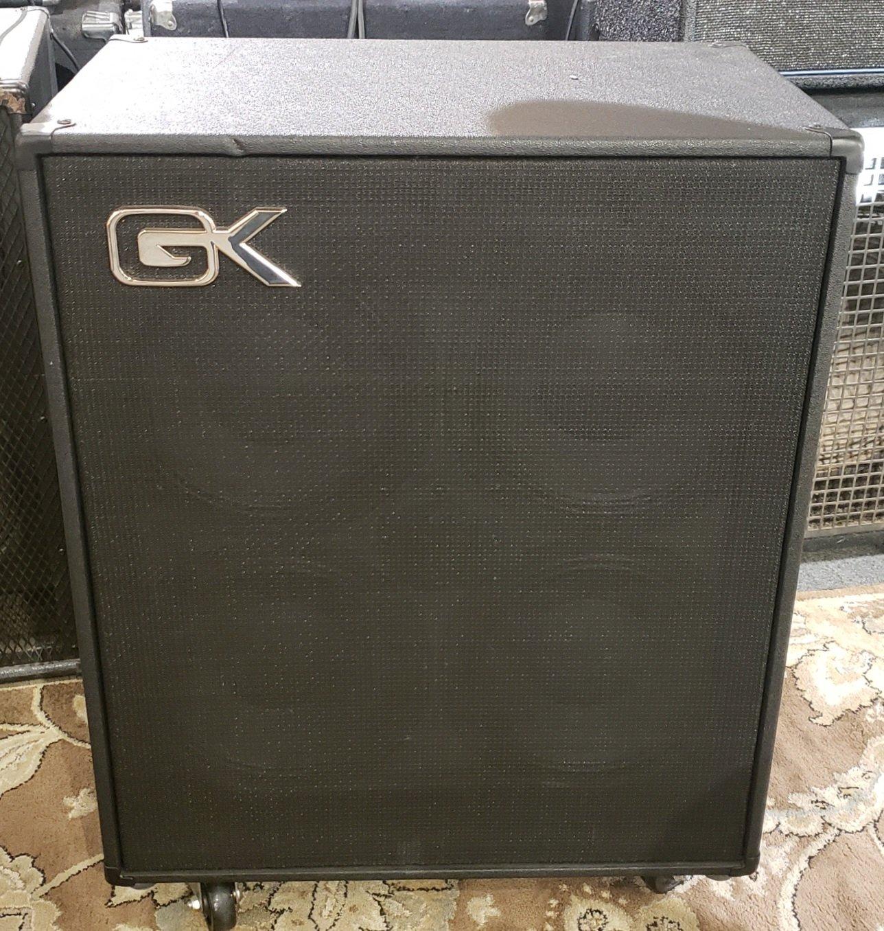 GALLIEN KRUEGER CX410 4X10 BASS CAB