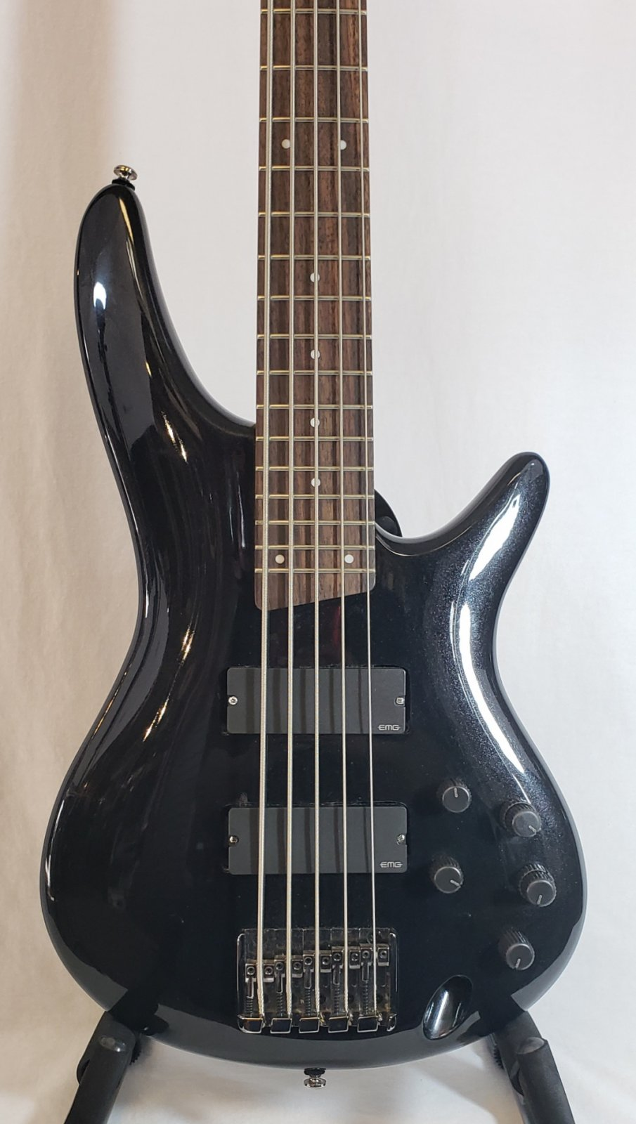 IBANEZ SR305 5 STRING ELECTRIC BASS WITH BAG