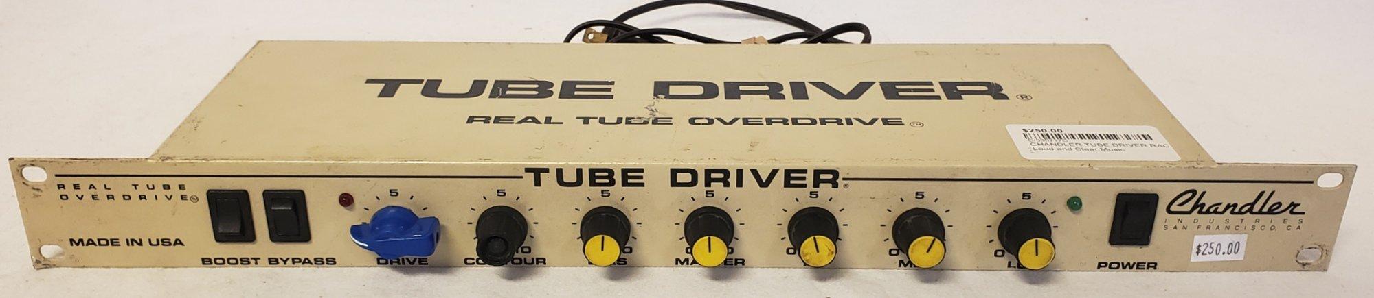 CHANDLER TUBE DRIVER RACK FX