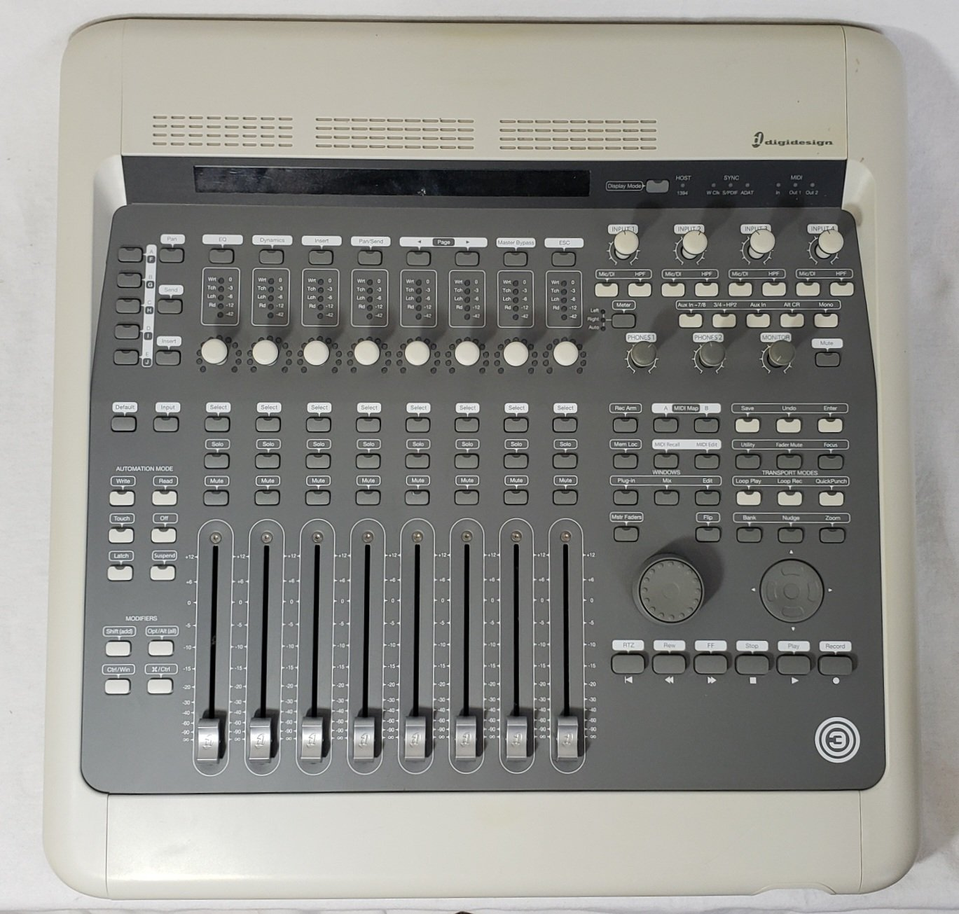 DIGIDESIGN 003 TABLE TOP AUDIO INTERFACE (HARDWARE ONLY)