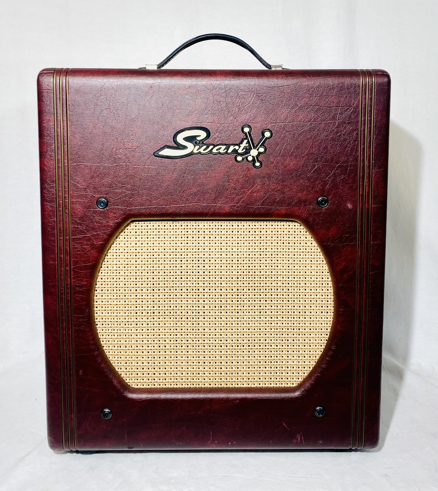 SWART AST-PRO TUBE GUITAR AMP W/ FOOTSWITCH & COVER