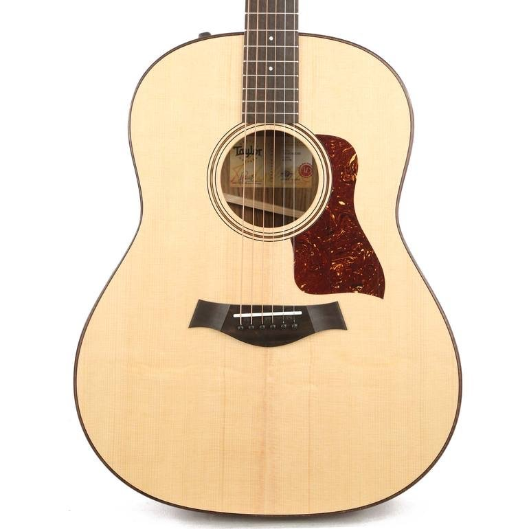 TAYLOR AD17E AMERICAN DREAM GRAND PACIFIC ACOUSTIC/ELECTRIC GUITAR NATURAL,  WITH AEROCASE