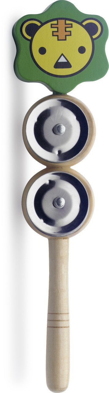 STAGG JINGLE STICK 2 PAIR TIGER