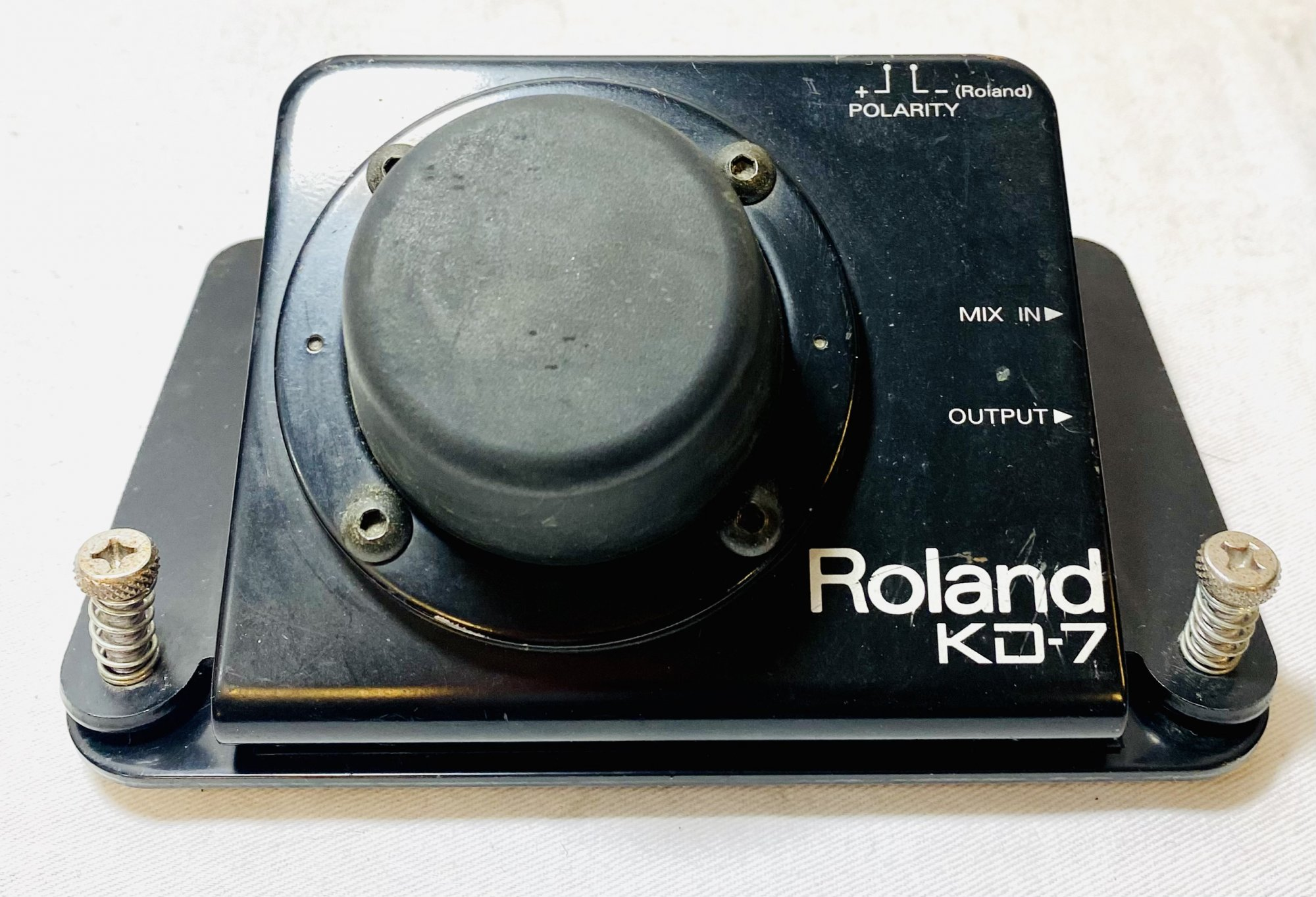 ROLAND KD-7 KICK TRIGGER WITH BEATER