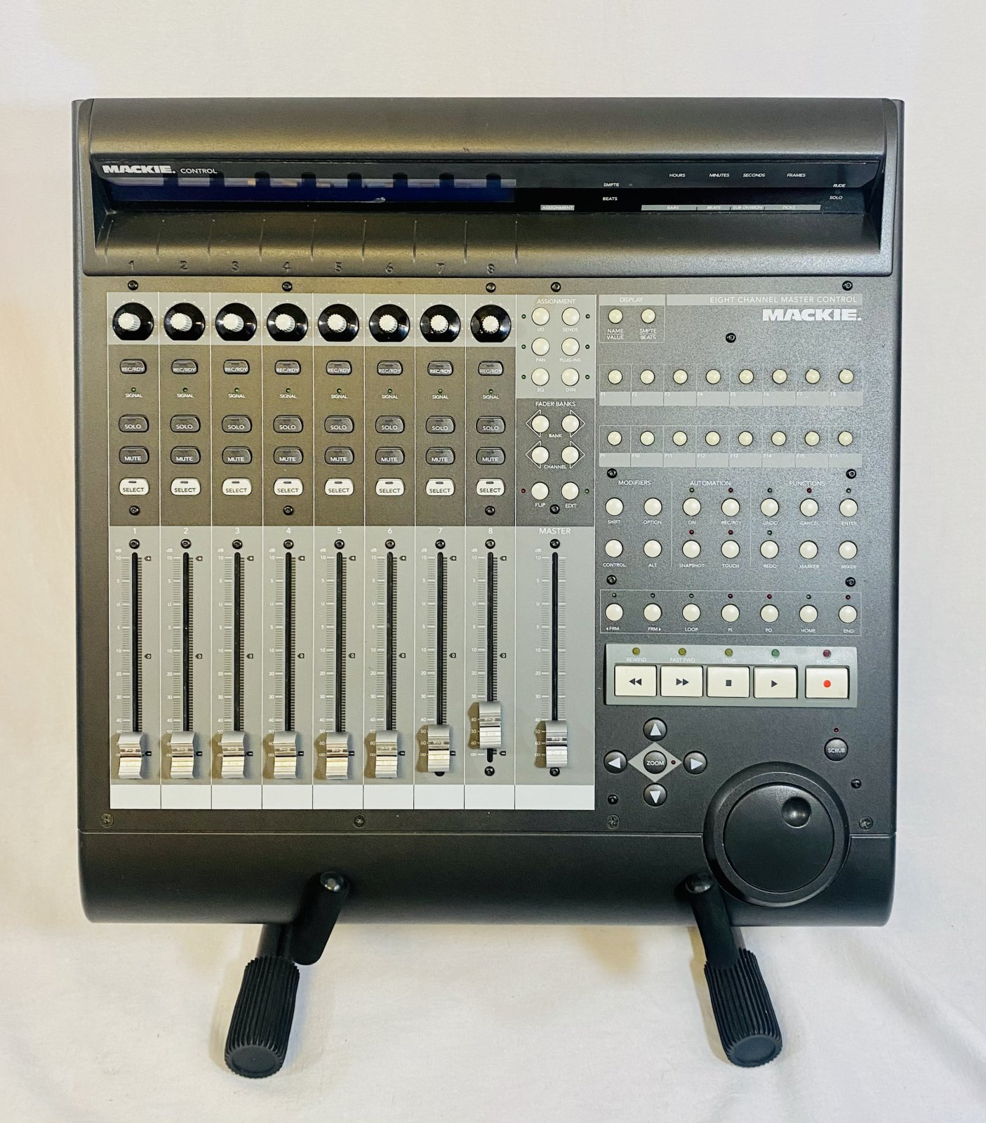 MACKIE CONTROL 8-CHANNEL CONTROL SURFACE