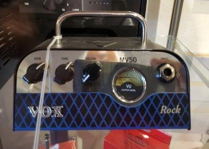 VOX MV50 ROCK MINI GUITAR HEAD