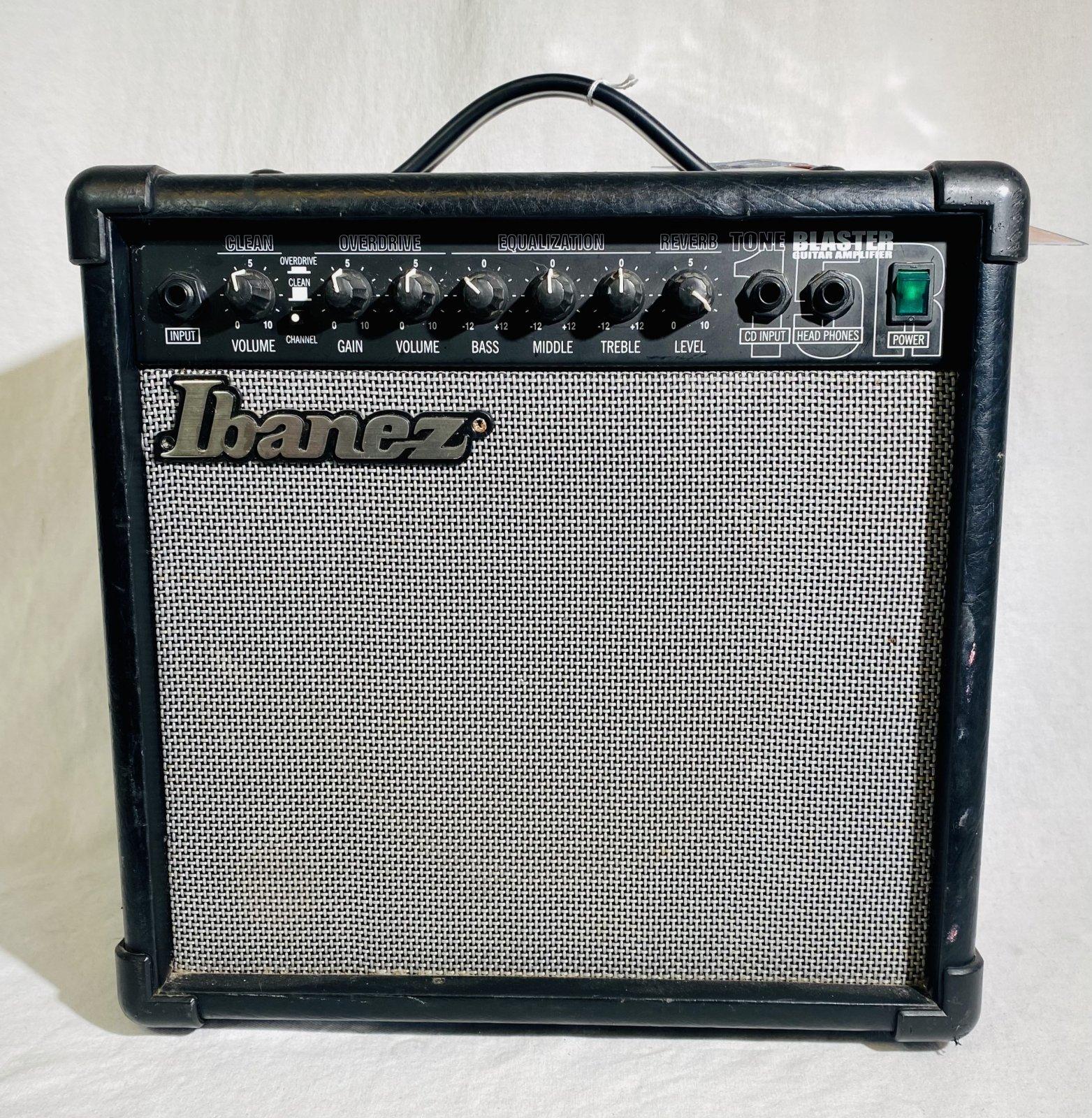 IBANEZ BLASTER TB15R COMBO GUITAR AMP