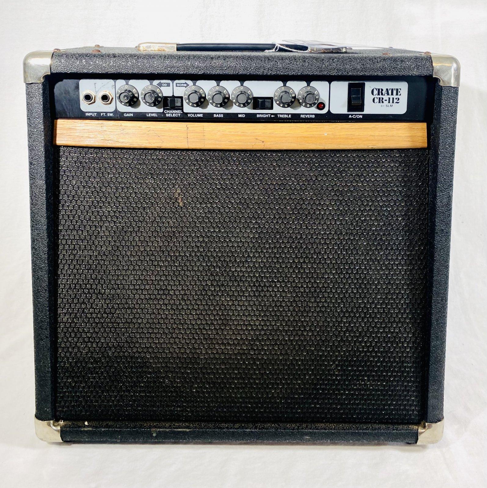 CRATE CR112 ELECTRIC GUITAR AMP