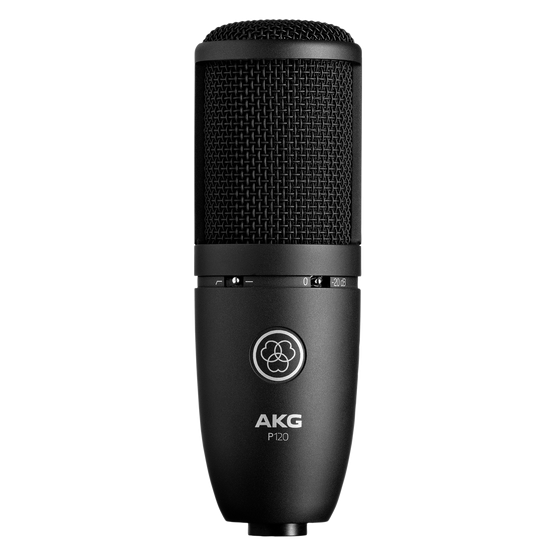 AKG P120 CONDENSER MICROPHONE