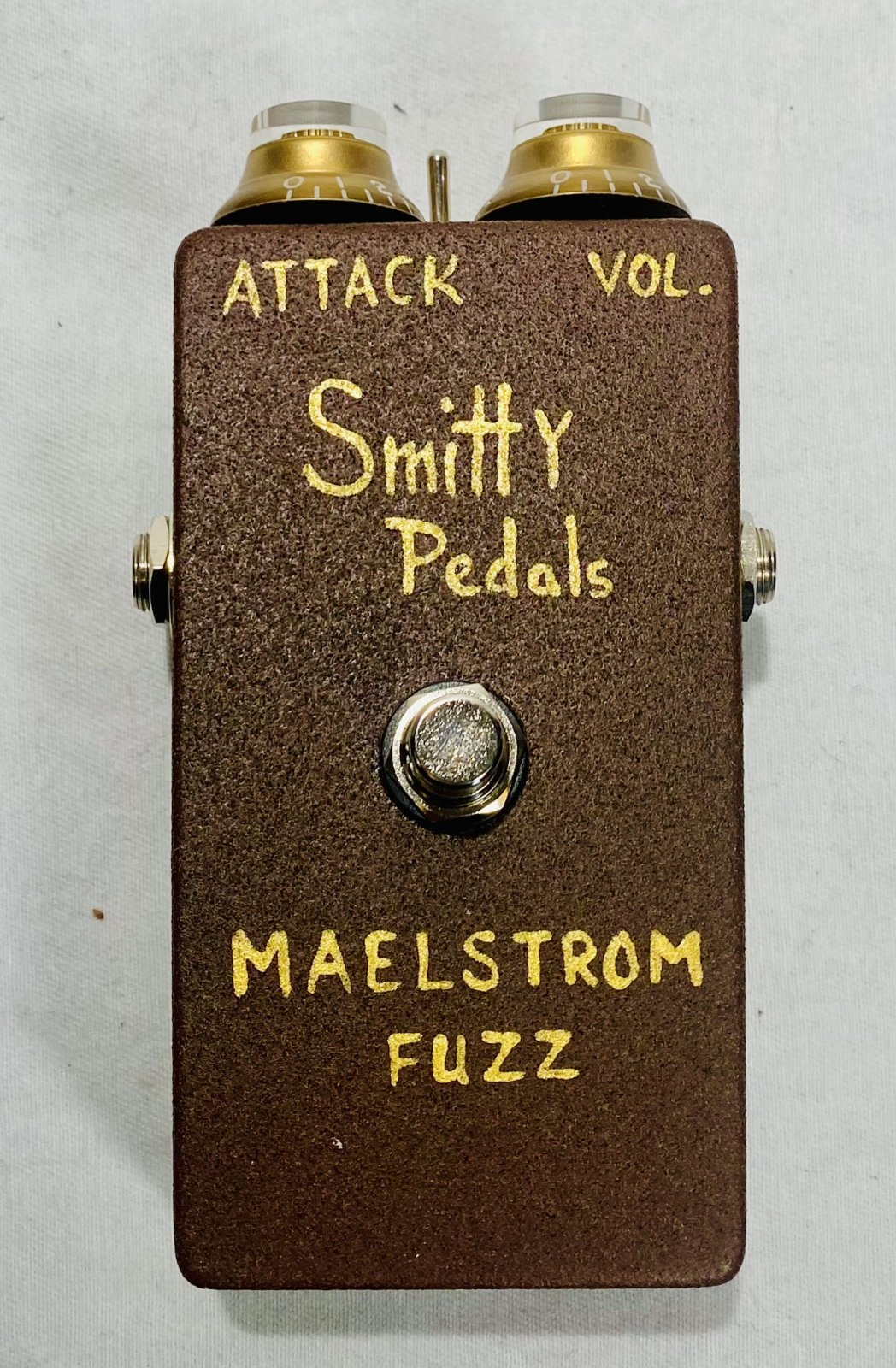 SMITTY PEDALS MAELSTROM FUZZ GUITAR PEDAL