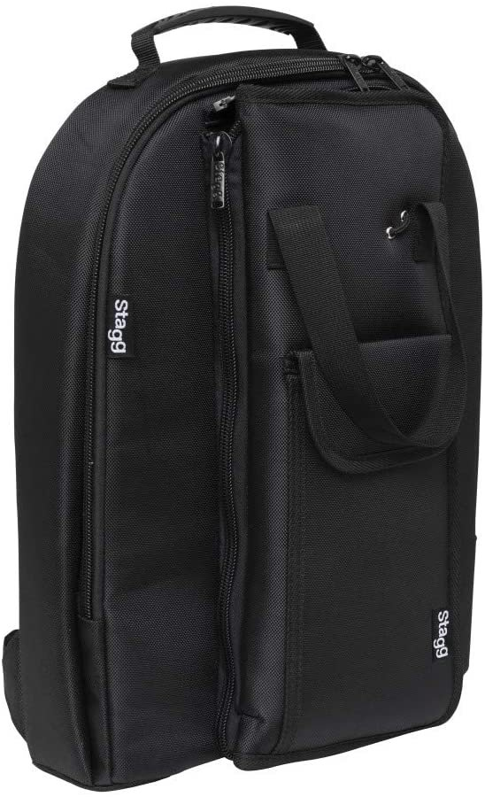 STAGG DSBACKPACK BACKPACK WITH REMOVABLE STICKBAG