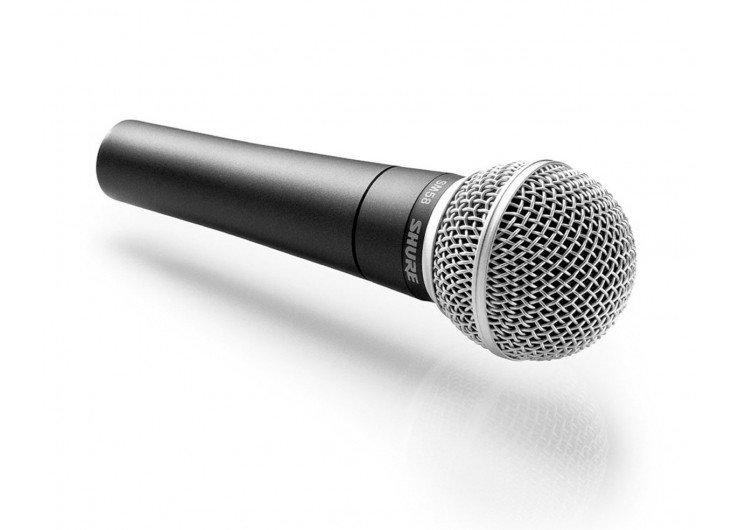 SHURE SM58-LC DYNAMIC VOCAL MIC