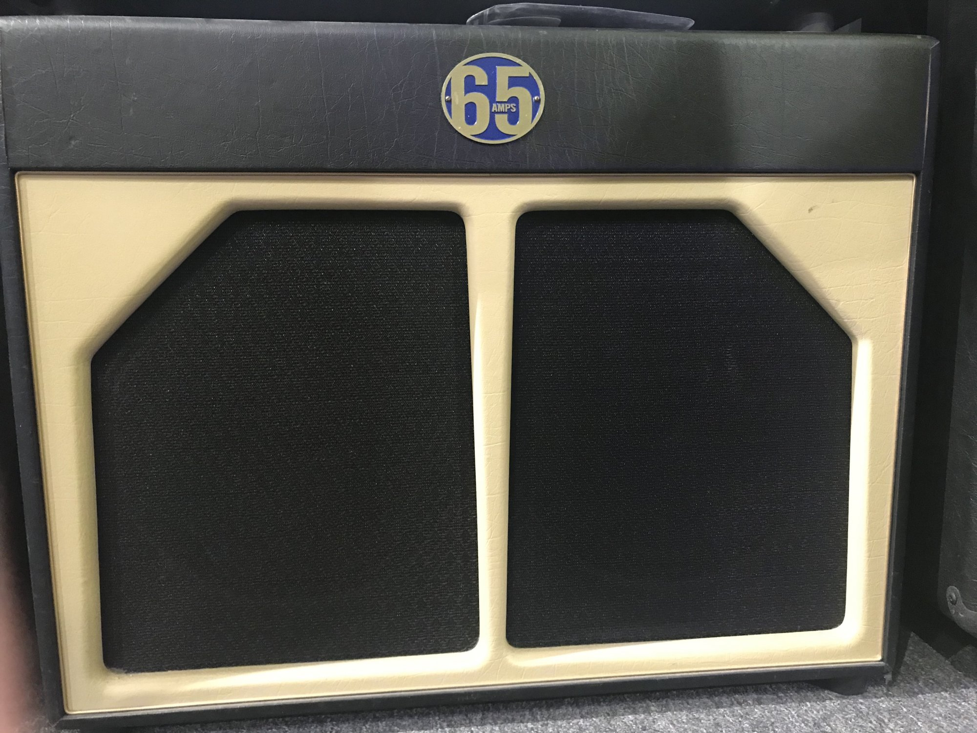 SIXTY FIVE 2X12 SPECIAL EDITION SPEAKER CAB