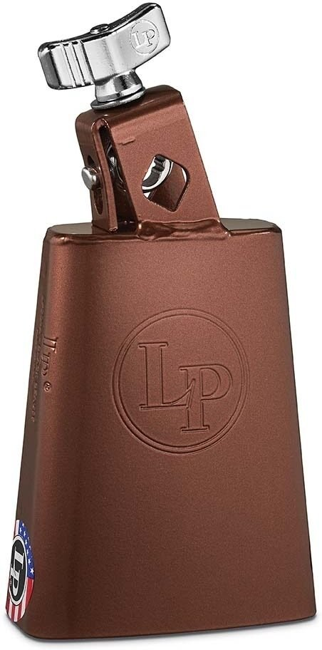 LATIN PERCUSSION LP204AB BLACK BEAUTY COWBELL 5IN 1/2IN ANT BRZ