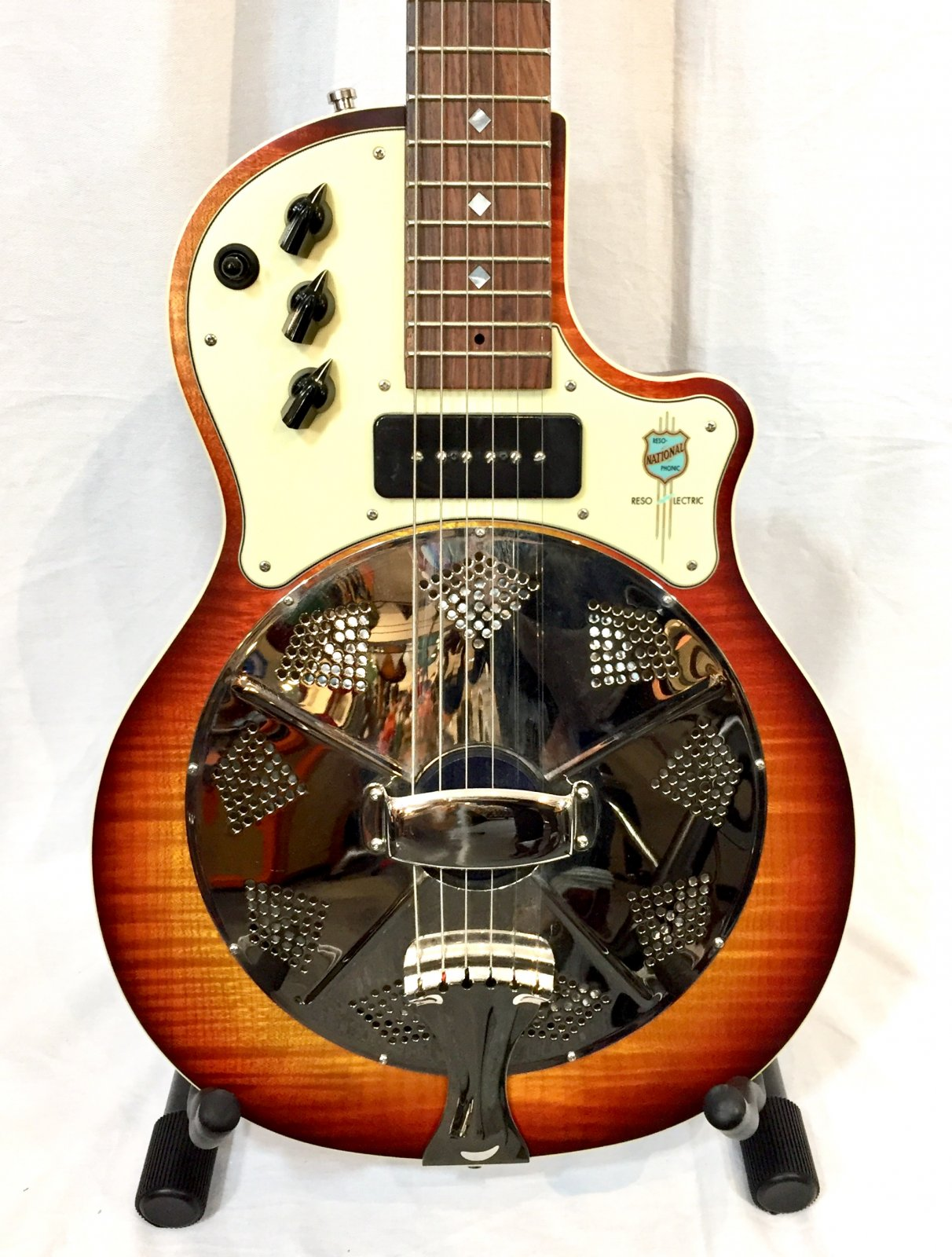 NATIONAL RESOLECTRIC RESONATOR-ELECTRIC, CASE