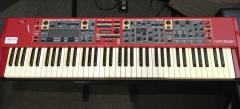 NORD STAGE 2 SW73 STAGE KEYBOARD WITH CARRY BAG AND MANUAL