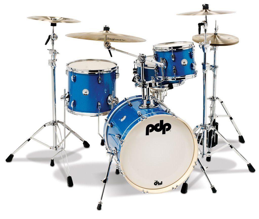 PDP PDNY1804SS 4PC NEW YORKER KIT SAPPHIRE