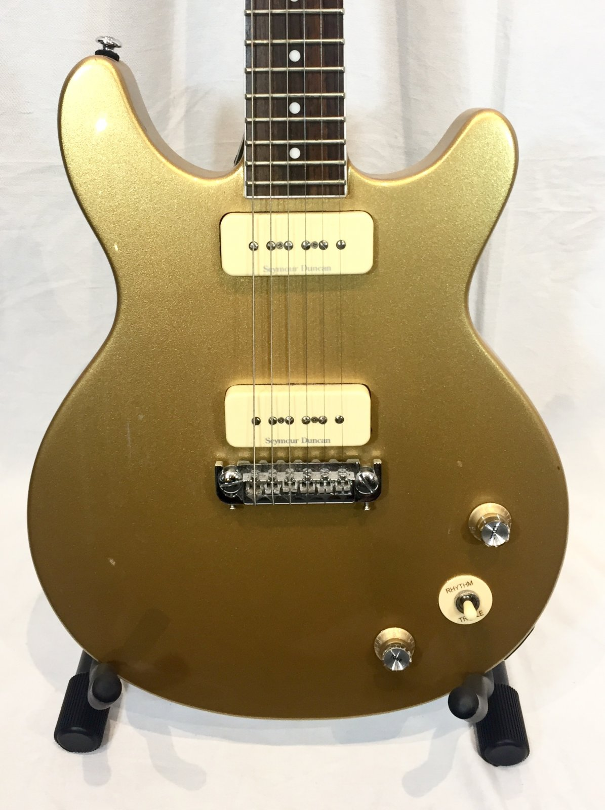 ESP / LTD HYBRID II GOLD TOP ELECTRIC GUITAR