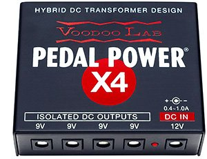 VOODOO LABS X4 ISOLATED POWER SUPPLY