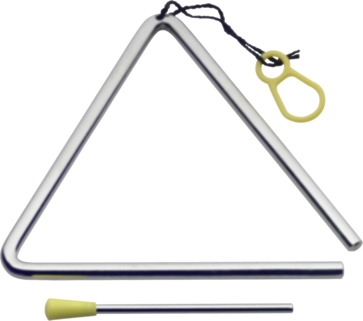 STAGG 8 TRIANGLE WITH BEATER