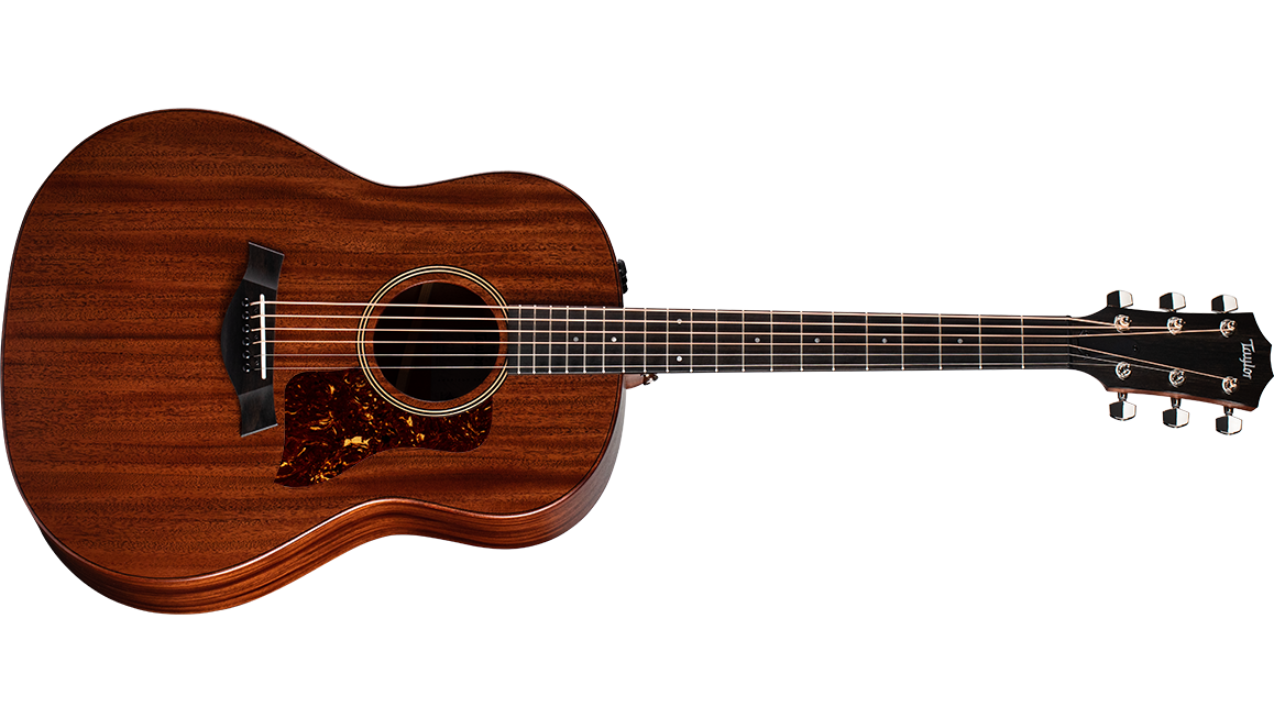 TAYLOR AD27e AMERICAN DREAM GRAND PACIFIC ACOUSTIC/ELECTRIC GUITAR, MAHOGANY TOP SAPELE B/S WITH CASE