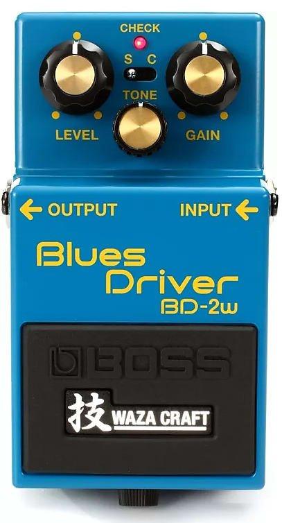 BOSS BD-2W BLUES DRIVER WAZA
