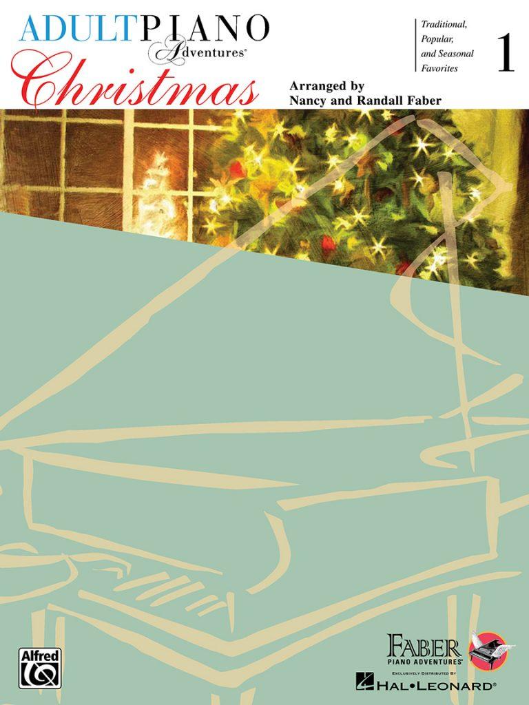 Adult Piano Adventures Christmas - Bk1