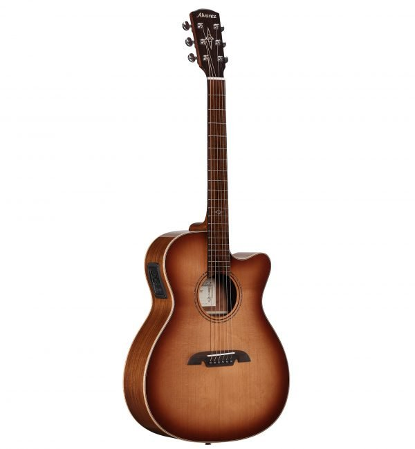 Alvarez AFA95CESHB Guitar - Elite Series