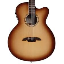 Alvarez 8 String Baritone Guitar - Acoustic Cutaway ABT60CE-8SHB