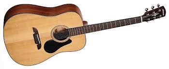 Alvarez AD30 Guitar_Artist Series_Dreadnought -